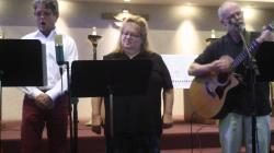 Embedded thumbnail for Praise to the Lord intro & congregation